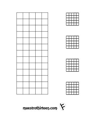 Guitar guitar tabs blank space : Guitar : blank guitar tabs printable Blank Guitar Tabs Printable ...
